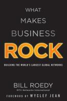 What Makes Business Rock