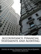 Accountancy: Financial Statements and Auditing