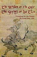 Wisdom of the East, the Sayings of Lao Tzu