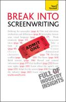 Teach Yourself Break into Screenwriting