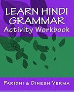 Learn Hindi Grammar Activity Workbook