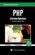 PHP Interview Questions You'll Most Likely Be Asked