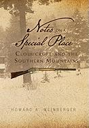 Notes on a Special Place: Cloudcroft and the Southern Mountains
