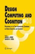 Design Computing and Cognition '08