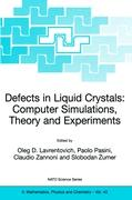 Defects in Liquid Crystals: Computer Simulations, Theory and Experiments