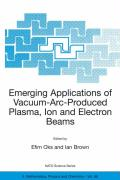 Emerging Applications of Vacuum-arc-produced Plasma, Ion and Electron Beams
