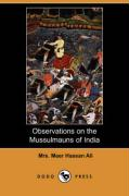 Observations on the Mussulmauns of India (Dodo Press)