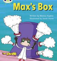 Phonics Bug Maxs Box Phase 3