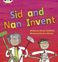 Phonics Bug Sid & Nan Invent Phase 3