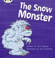 Phonics Bug the Snow Monster Phase 5