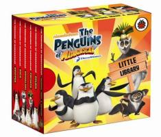 Penguins of Madagascar: Little Library