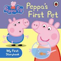 Peppa's First Pet.