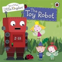 Toy Robot Storybook