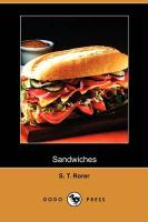 Sandwiches (Dodo Press)