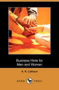 Business Hints for Men and Women (Dodo Press)