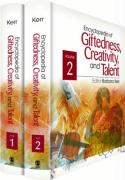 Encyclopedia of Giftedness, Creativity, and Talent, Volume 1 & 2