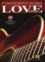 Fingerpicking Love Songs - 15 Songs Arr. For Solo Guitar In Standard Notation & Tab