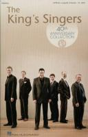 Kings Singers 40th Anniversary Coll SATB