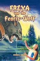 Freya and the Fenris-Wolf