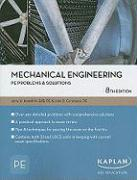 Mechanical Engineering PE Problems & Solutions