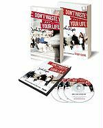 Don't Waste Your Life Group Study Set [With DVD and Study Guide]
