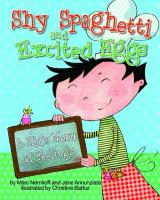 Shy Spagetti and Excited Eggs: A Kid's Menu of Feelings