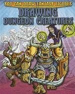 Drawing Dungeon Creatures