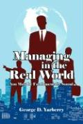 Managing in the Real World: You Must Be Fundamentally Sound