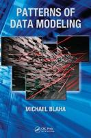 Patterns of Data Modeling