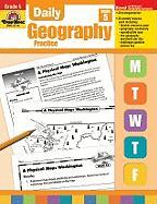 Daily Geography Practice Grade 5: EMC 3714
