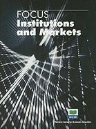 Institutions and Markets