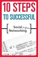 10 Steps to Successful Social Networking for Business
