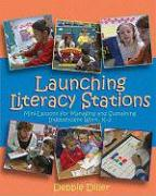 Launching Literacy Stations (DVD)