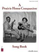 A Prairie Home Companion Songbook