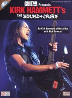 Guitar World Presents Kirk Hammett's the Sound and the Fury