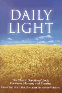 Daily Light on the Daily Path: The Classic Devotional Book for Every Morning and Evening in the Very Words of Scripture from the Holy Bible