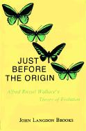 Just Before the Origin: Alfred Russel Wallace's Theory of Evolution