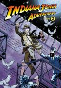 Indiana Jones Adventures, Volume 2: Curse of the Invincible Ruby