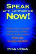 Speak with Confidence Now!