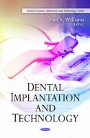 Dental Implantation and Technology