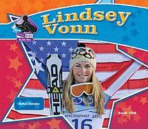 Lindsey Vonn: Olympic Champion (Big Buddy Books: Buddy Bios)
