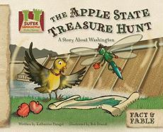 Apple State Treasure Hunt: A Story about Washington