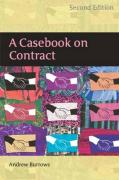 A Casebook on Contract: Second Edition