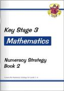 KS3 Maths Numeracy Strategy Workbook - Book 2, Levels 5-6