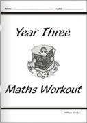 KS2 Maths Workout Book - Year 3