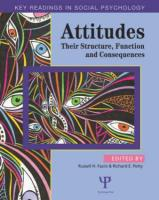 Attitudes: Their Structure, Function, and Consequences