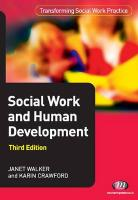Social Work and Human Development: Third Edition