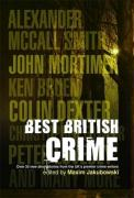 The Mammoth Book of Best British Crime