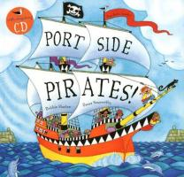 Port Side Pirates (Book & CD)