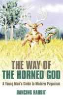 The Way of the Horned God: A Young Man's Guide to Modern Paganism